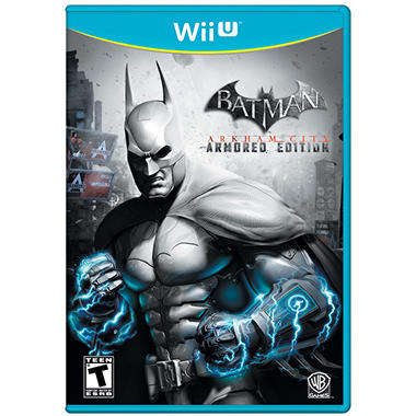 Batman: Arkham City Armored Edition - WiiU