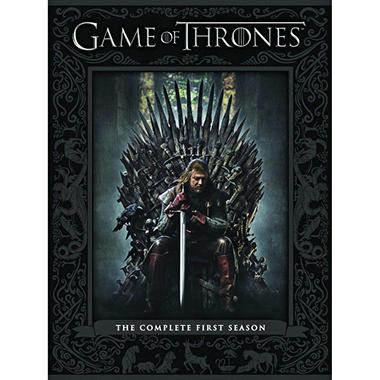 Game Of Thrones: The Complete First Season (DVD)(Widescreen)