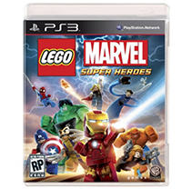 Click here for Lego Marvel Super Heroes - PS3 prices