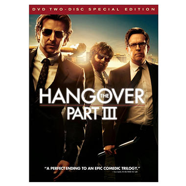 Hangover III (DVD + UltraViolet) (Exclusive) (Widescreen)
