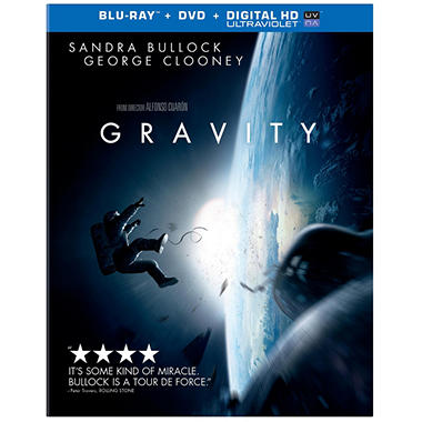 Gravity (Blu-ray) (Widescreen)