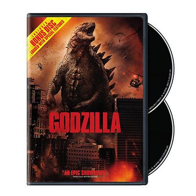Godzilla (Special Edition)(DVD+UltraViolet)