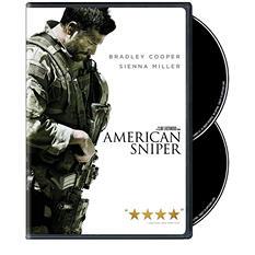 American Sniper - Various Formats