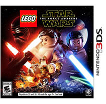 Click here for LEGO Star Wars: Force Awakens (3DS) prices