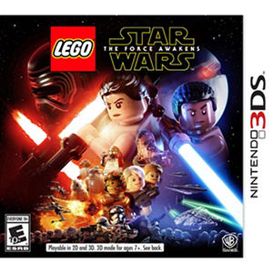 LEGO Star Wars: Force Awakens (3DS)