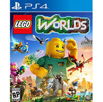 Click here for LEGO Worlds (PS4) prices