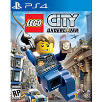 Click here for LEGO City Undercover (PS4) prices
