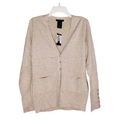 Grace Elements Cardigan (Assorted Colors)