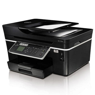 *$99.77 after $25 Instant Savings* Dell V715w Wireless Multifunction Printer