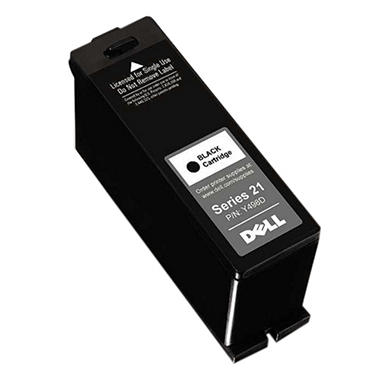 Dell Series 21 Standard Black Ink Cartridge