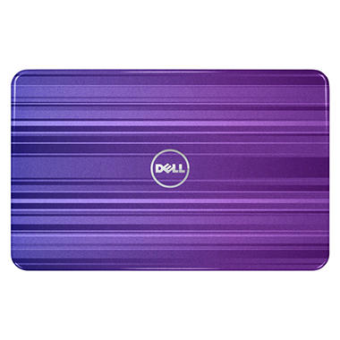 SWITCH by Design Studio - Horizontal Purple Lid for Dell Inspiron 17R