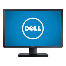 "24"" Dell Ultrasharp U2412M Monitor"