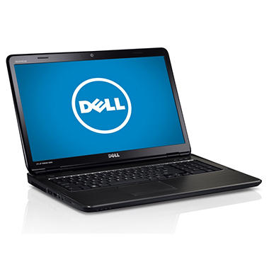 "Dell Inspiron 17R *Switch Lid* Laptop Intel Core i5-2450, 750GB, 17.3"" - Black"