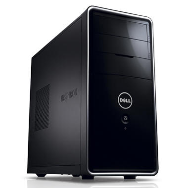 *$349.00 after $50 Instant Savings* Dell Inspiron 570 Desktop AMD Athlon™ II X2 250, 1TB Hard Drive