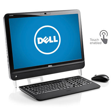 "Dell Inspiron One 2320 Desktop Intel® Pentium® G630, 1TB, 23"" Multi-touch"
