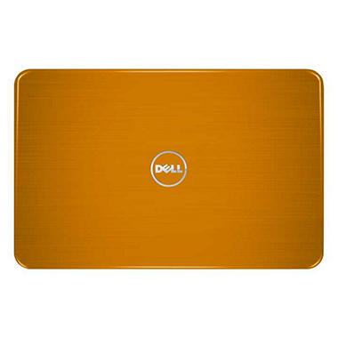 SWITCH by Design Studio - Orange Bronze Lid for Dell Inspiron 15R