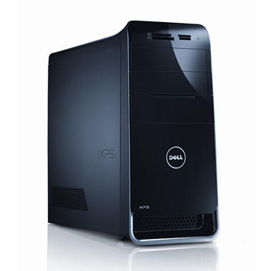 Dell XPS 8300 Desktop Intel i5-2320, 1TB Hard Drive