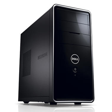 Dell Inspiron 570 Desktop AMD Athlon ll 645, 500GB