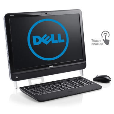 "*$749.00 after $40 Instant Savings* Dell Inspiron One 2320 Desktop Intel Core i3-2120, 500GB, 23"" Multi-Touch"