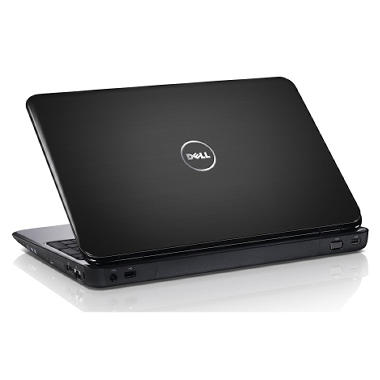 "Dell Inspiron M501R Laptop AMD Athlon™ II DC Mobile P340, 500GB, 15.6"" - Black"