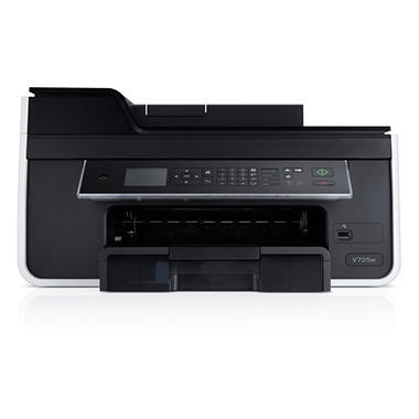 Dell V725w Wireless All In One Inkjet Printer