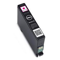 Single Use Magenta Ink Cartridge for Dell V525w/ V725w All-in-One Wireless Inkjet Printer (Series 31)