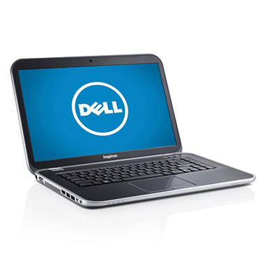 Dell Inspiron 15R Switch Laptop Intel Core i5-3210M, 1TB, 15.6 - Blue with Windows 8 Pro Upgrade Option