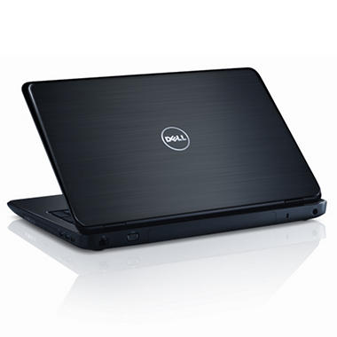"*$449.00 after $80 Instant Savings* Dell Inspiron 17R *SWITCH Lid* Laptop Intel Pentium B950, 500GB, 17.3"" - Black"