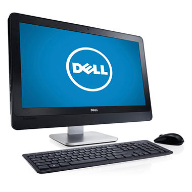 "Dell One 2330 Desktop Intel Core i5-2400s, 1TB, 23"" Display with Windows 8 Pro Upgrade Option"