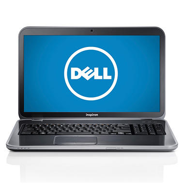 Dell Inspiron 17R Laptop Computer, Intel Core i5-3210M, 6GB Memory, 1TB Hard Drive, 17.3