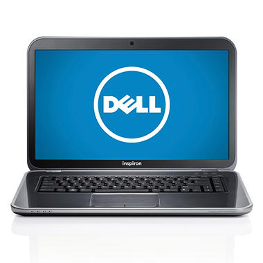 Dell Inspiron 15R Laptop Computer, Intel Core i7-3632QM, 8GB Memory, 1TB Hard Drive, 15.6