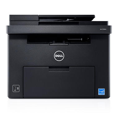 Dell C1765NFW Laser Color MulitFunction Printer