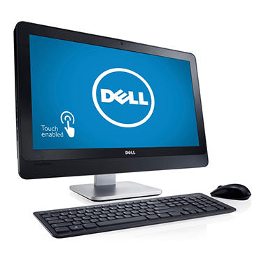 "Dell Inspiron One 23"" Touch Desktop Computer, Intel Core i7-3770S, 8GB Membory, 2TB Hard Drive"