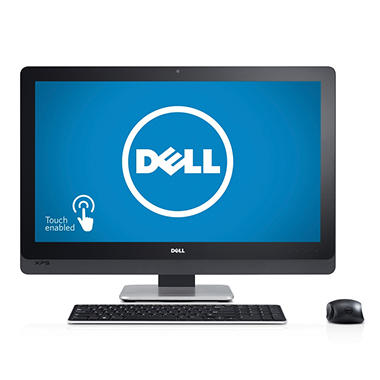 "Dell XPS One 27"" Touch Desktop Computer, Intel Core i5-3330S, 6GB Memory, 1TB Hard Drive"