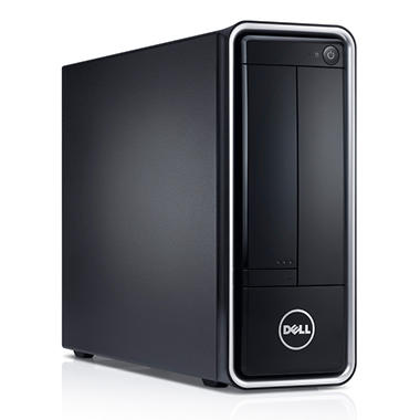 Dell Inspiron 660S Desktop Computer, Intel Core i3-3220, 6GB Memory, 1TB Hard Drive, Tower Only