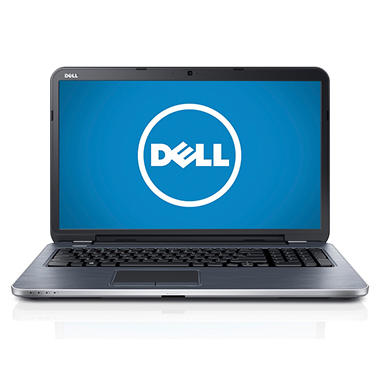 "Dell Inspiron 17R (5721) 17.3"" Laptop Computer, Intel Core i5-3337U, 8GB Memory, 1TB Hard Drive"