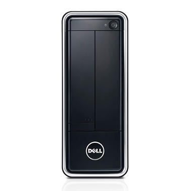 Dell Inspiron 660S Desktop Computer, Intel Core i3-3240, 4GB Memory, 1TB Hard Drive