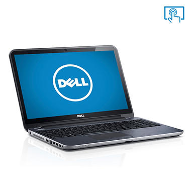 "*$669 after $130 Tech Savings* Dell Inspiron 15R 15.6"" Touch Laptop Computer, Intel Core i5-3337U, 8GB Memory, 1TB Hard Drive"