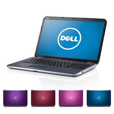 "Dell Inspiron 17R 17.3"" Laptop Computer, Intel Core i5-3337U, 8GB Memory, 1TB Hard Drive - Various Colors"