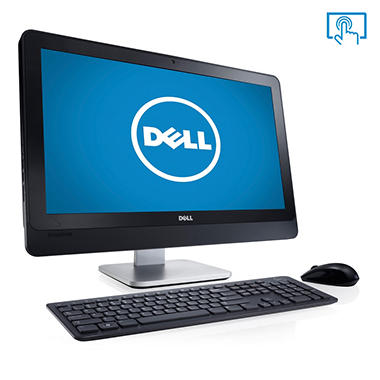 Dell Inspiron One 23'' Touch Desktop Computer, Intel Core i5-3330S, 8GB Memory, 2TB Hard Drive