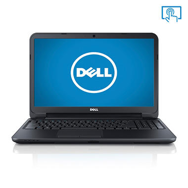 "Dell Inspiron 15V 15.6"" Touch Laptop Computer, Intel Core i5-3337U, 6GB Memory, 750GB Hard Drive"