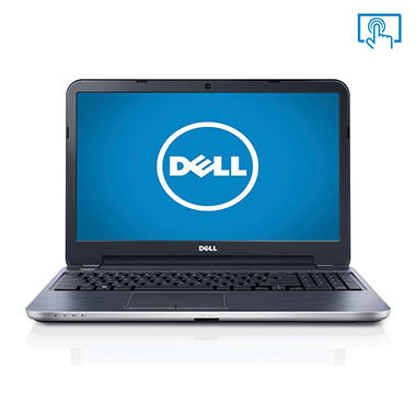 "Dell Inspiron 15R (5521) Touch 15.6"" Laptop Computer, Intel Core i7-3537U, 8GB Memory, 1TB Hard Drive"