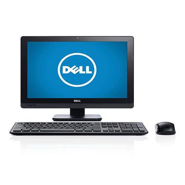 "Dell io2020-2250 20"" Desktop Computer, Intel Celeron G1620, 4GB Memory, 500GB Hard Drive"