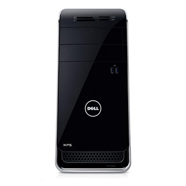 Dell XPS 8700 Desktop Computer, Intel Core i7-4770, 8GB Memory, 1TB Hard Drive