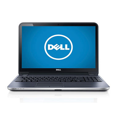 "Dell Inspiron 15R 15.6"" Laptop Computer, AMD A10-5745M, 8GB Memory, 1TB Hard Drive"