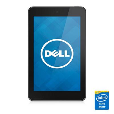 "7"" Dell Venue 7 Tablet - 16GB Intel Atom Z2560 processor"