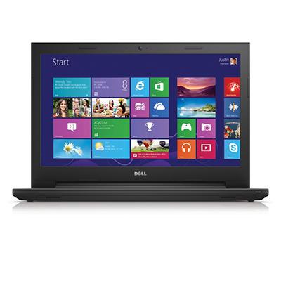 "Dell Inspiron i3542-1666 15.6"" Laptop Computer, Intel Pentium 3558U, 4GB Memory, 500GB Hard Drive"