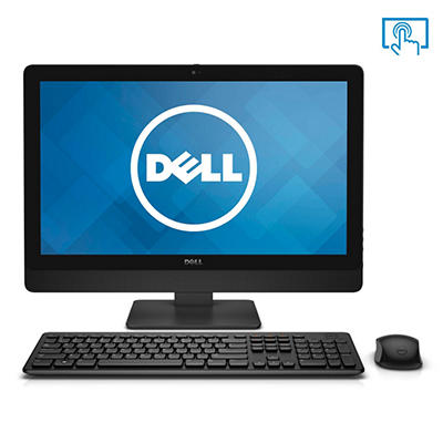 "Dell Inspiron i5348-5555 23"" Touch Desktop Computer, Intel Core i5-4440S, 8GB Memory, 1TB Hard Drive"