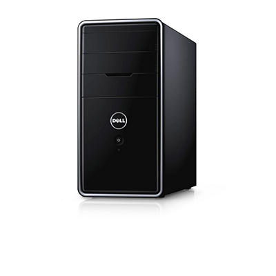 Dell Inspiron 3000 Desktop Computer, Intel Core i3-4150, 8GB Memory, 1TB with Windows 7 Professional, 64-Bit, Eng Win 8.1 Downgrade