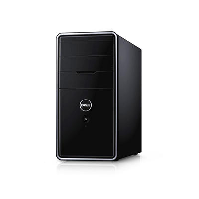 Dell Inspiron 3000 Desktop Computer, Intel Pentium G3240, 4GB Memory, 1TB Hard Drive with Windows 7 Professional, 64-Bit, Eng Win 8.1 Downgrade